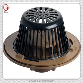 Siphonic Roof Drain Pvc Roof Drain High Quality China