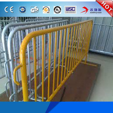 Wholesale cheap price galvanized crash barricade high security child safety barrier