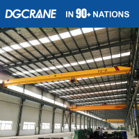China Top crane manufacturer - DGCrane! 15 ton 20 ton Single Girder overhead crane with best price!