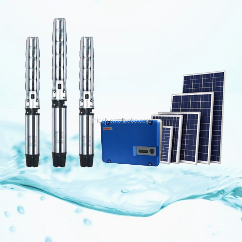 Solar Water Pumping System With IP65 Protection, 3 phases 50/60Hz controller
