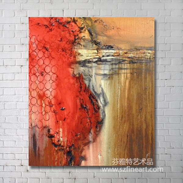 Hot Selling Post Modern Abstract Canvas Painting Designs