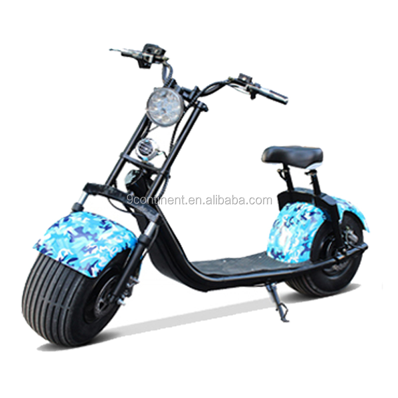 Alibaba.com / 2018 hot sales smart big wheel two wheel gyro scooter with led light