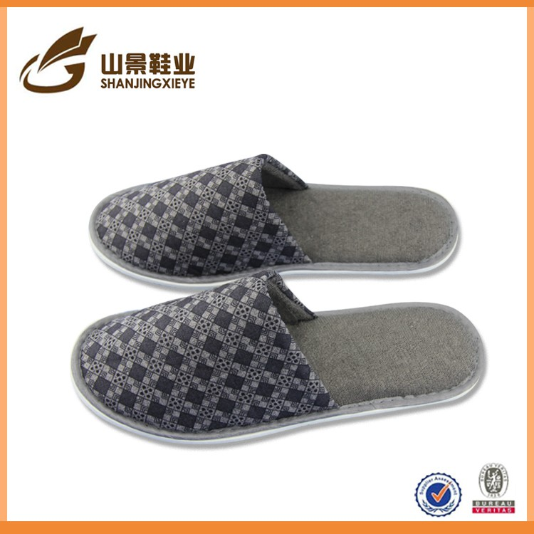 promotion terry woman fancy house bedroom slipper