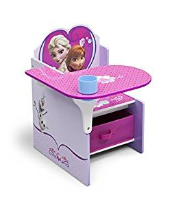 Delta Children Chair Desk With Storage Bin, Disney Frozen by Delta Children