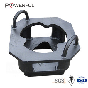 bit breaker for pdc drill bit& tricone bit breaker adapter plate for well drilling