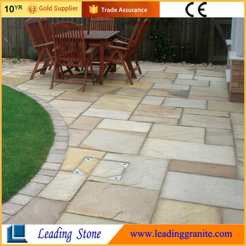 2016 High Quality Cheap Driveway Paving Slabs Patio Pavers On Sale