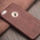 QIALINO Pure Hand Made Real Leather Mobile Phone Case For Iphone 6 6S Accessories, For iPhone 7/ 7 plus, 8