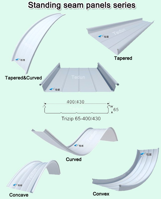 Fm Approved Airport Project Roofing Sheet View Kalzip