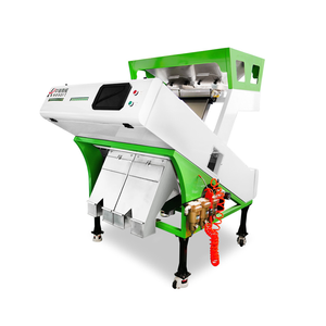 High Quality Rc Model Rice Color Sorting Machine From Color Sorter Factory In China
