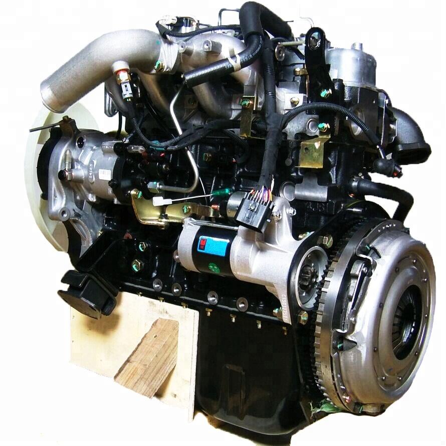 4jb1 2 8l Rodeo 2 8 Diesel Engine For Isuzu Trooper Isuzu 4 Cylinder Diesel  Engine - Buy Rodeo 2 8 Diesel Engine,Isuzu Trooper Diesel Engine,Isuzu 4