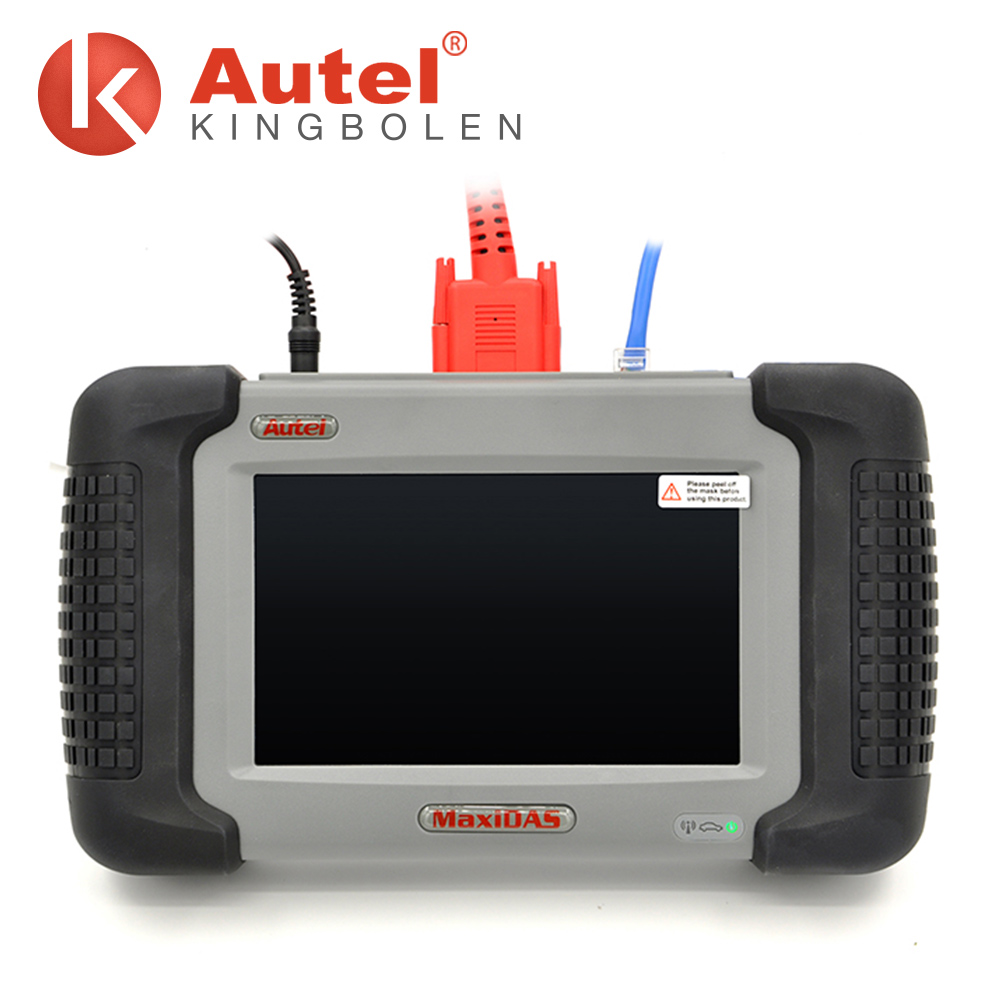 Autel MaxiDAS DS708 Full System Diagnostic & ECU Programming online auto key diagnostic tool