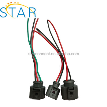 Light Wire Harness With Deutsch Amp Delphi Connector For Truck
