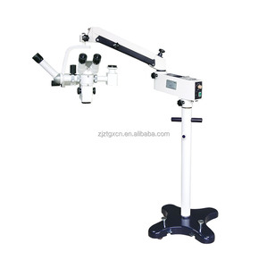 China supplier medical instrument operation microscope for brain/ENT/ophthalmology/neurosurgery LZJ-4D (CE.ISO, Factory)