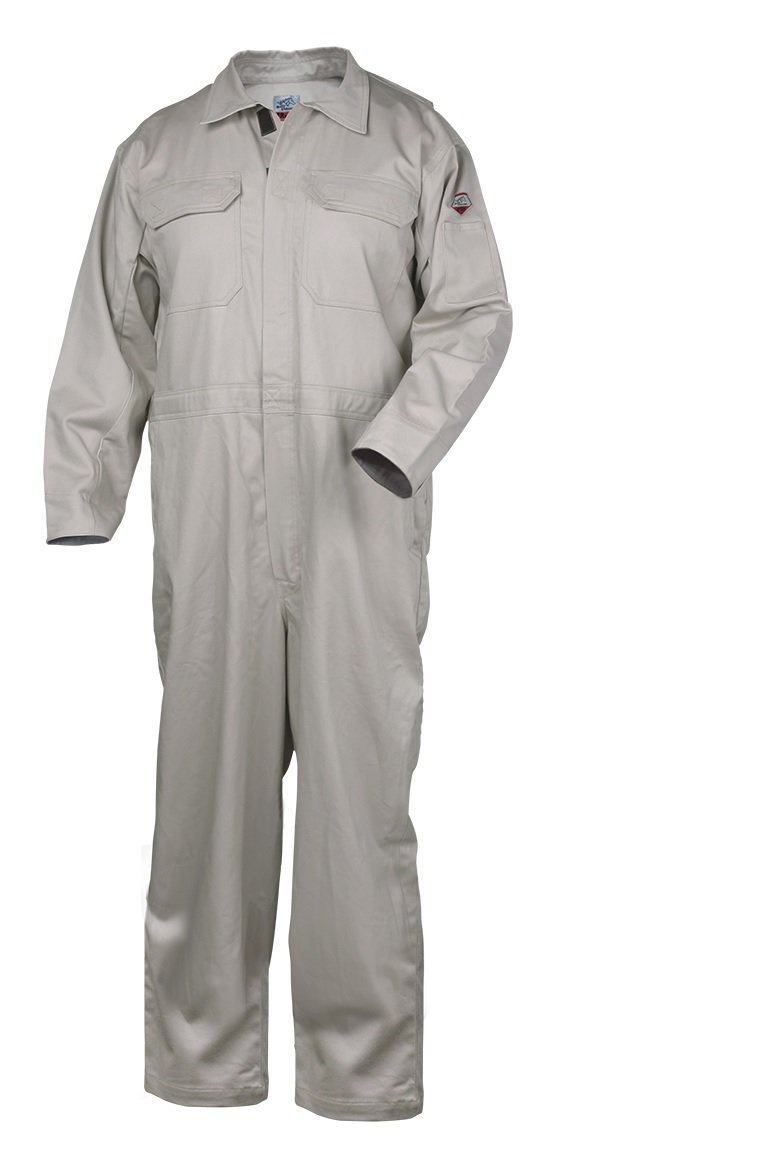 3581fb0cc78 Get Quotations · Black Stallion CF2215-ST Stone TruGuard 300 FR  High-Quality Coveralls