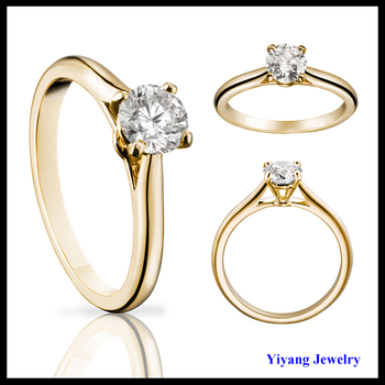 2017 Latest Product Simple Design Your Own Wedding Ring Buy