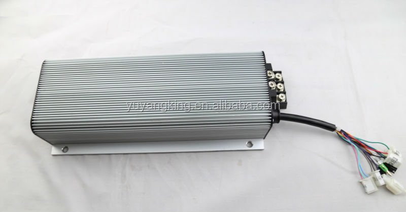 Electric vehicle brushless dc motor controller 300a