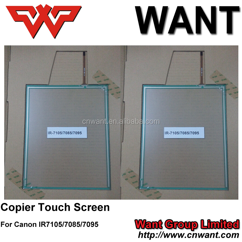 copier touch screen for canon copier ir9070 compatible for ir7095/7105