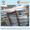 Hot Dip Galvanizing Helix Ground Screw for wooden house and garden and dence
