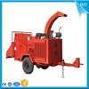 Tractor wood crusher machine with ce quality
