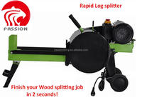 Fast strike 7T log splitter , super split log splitter for sale