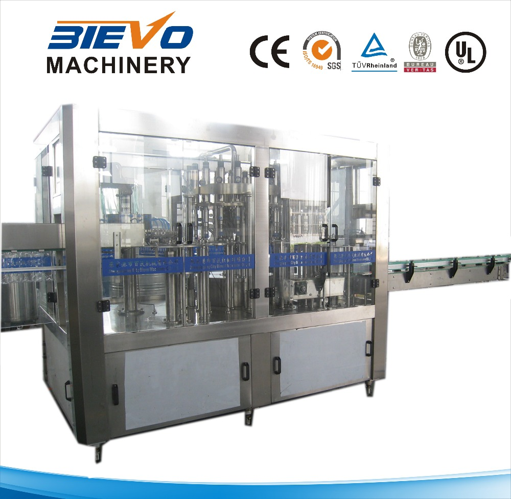factory direct sale full automatic mineral water bottling equipment for PET bottle