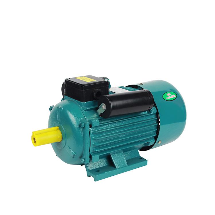 YL 4KW Ac 220v Electric Motor 0.37Kw 0.55 0.75 1.1 1.5 2.2 3.7 5.5 110v