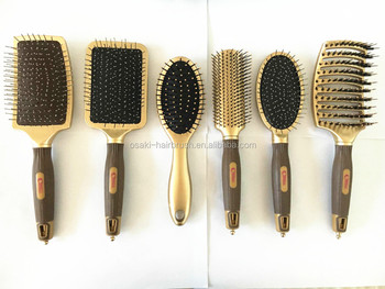 Wholesale barber supplies hair salon equipment hairbrush detangling professional brush for hair - Wholesale hair salon equipment ...