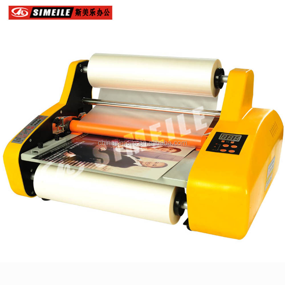 hot roll film laminator A2 A3