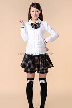 df482df059 International High School Skirt Uniforms For Girls - Buy Japanese ...