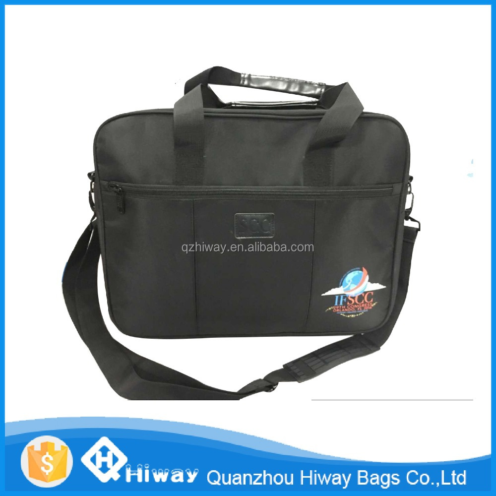 business laptop briefcase / laptop bag for men / laptop messenger bag
