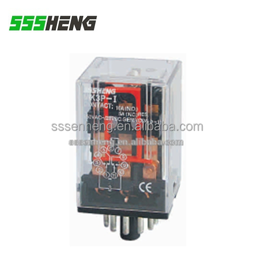 11 PIN MK2P- 1 12v general purpose power relay