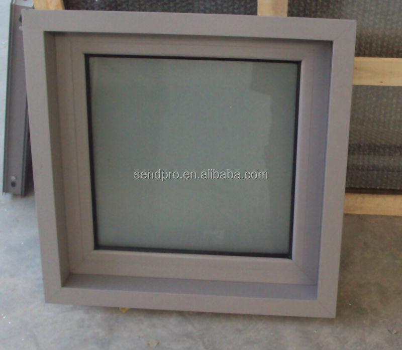 Super aluminium profiel vaste matglazen badkamer raam ramen product id 2004729002 - Badkamer kantelen ...