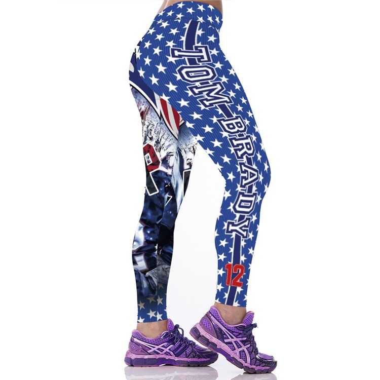 2017 New Style Fashion Women Sport Fitness Yoga Leggings