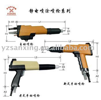Gema Electrostatic Powder Coating Spray Gun Buy