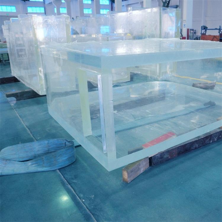 Modern Design Clear Acrylic Plastic Square Aquarium Fish Tank For Home Hotel Decorative Buy Clear Plastic Tank High Clear Acrylic Square Fish
