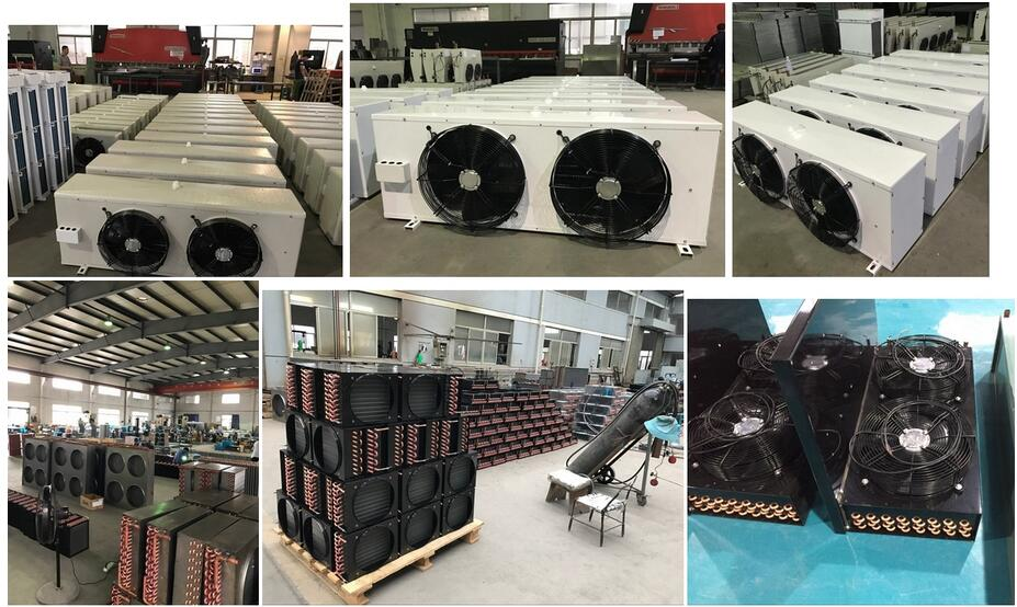 2018 Hot Sale By Manufacture directly, Air Cooled Condenser, For Cold Room, Freezer, Refrigerator