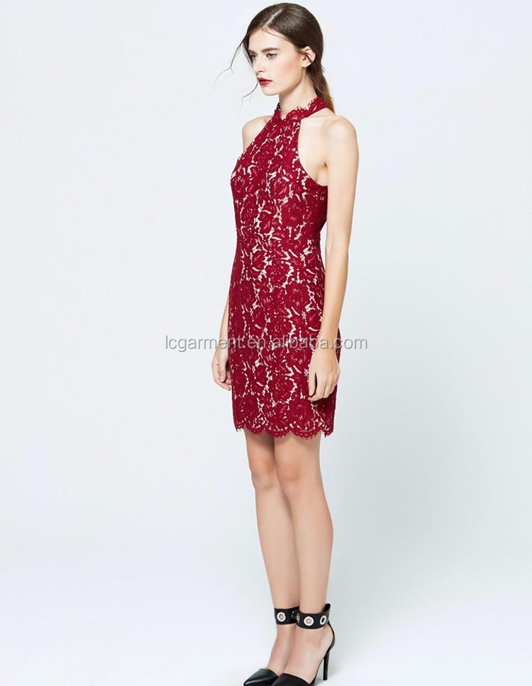 Evening Dress Knee Length