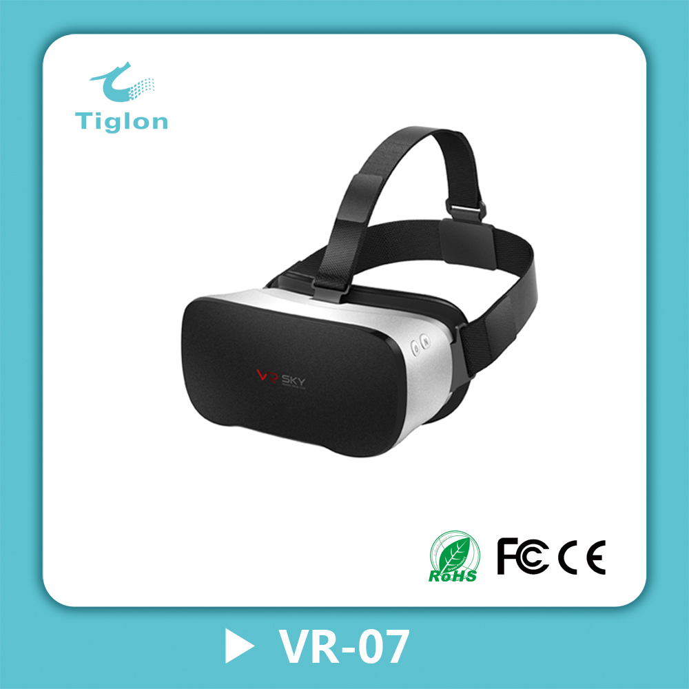 Enhanced Version 3D All In One VR Box Virtual Reality Glasses