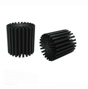 Top Quality Round Aluminum LED Extruded Heat Sink