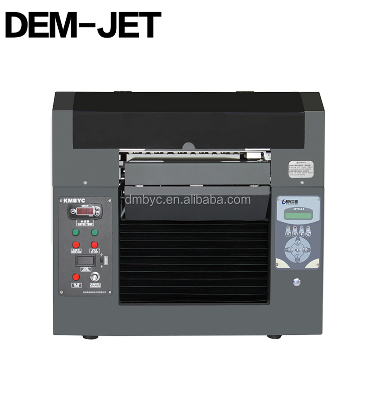 2017 new a3 t-shirt printer 6colors dtg printer 1year warranty excellent after sale service