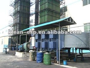 Industrial Air Filtration Equipment for Factory Ventilation System