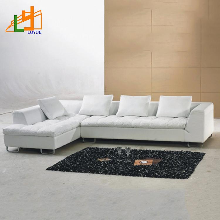 european style exotic living room furniture l shape sofa set modern rh alibaba com