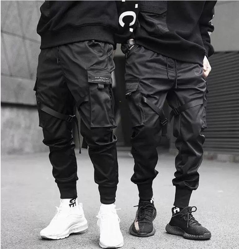 Celana Harem Hip Pocket Pria Bawahan Kargo Gaya Kasual Hombre Jalanan 2019 Buy Celana Kargo Celana Pria Celana Kargo Product On Alibaba Com