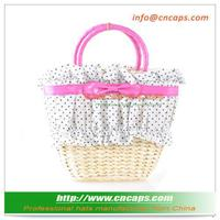 Compact Design Flower Girl Basket
