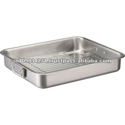 stainless steel multi kue nampan