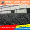 Hot Selling Carbon Anode Scrap as Foundry Fuel for India Furnace