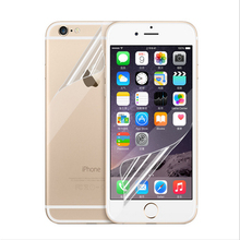 Back Screen Protector for iPhone 6,For iPhone 6 Front HQ Clear Screen Protector Film