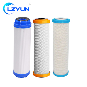 Good price Coconut water filter/granular activated carbon