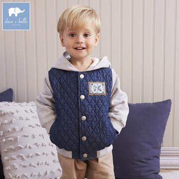 22e1fe2b5 DB5642 dave bella autumn infant baby boys fashion coat kids toddler ...