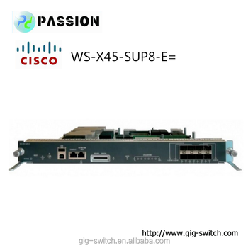 Cisco Catalyst 4500 Eseries Supervisor Engine Wsx45sup8e